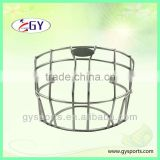 Wholesale Good quality american football helmet ,football helmet cage,goalie helmet cage