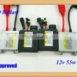 Hottest Sale!Defeilang Real Factory Price HID xenon bulbs super slim ballast High Quality 12v 24v 35w 55w
