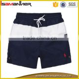 Custom brand leisure daily personalised beachwear swim trunks men                                                                                                         Supplier's Choice