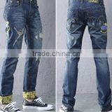 Men cheap jeans wholesale price brand men high quality jeans pants                                                                         Quality Choice