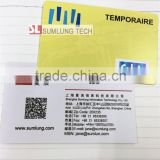 Most Special Fashion & Popular NFC Business Card, Paper NFC Card, Full Customization