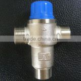 "china supplier manufacturing 3/4"" diverting valves (selector valves) for solar heater"