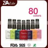 China glaze memory color mood cat eyes gel matte nail polish factory