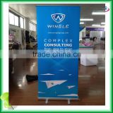 HIgh quality Aluminum Roll up Banner,Roll up stand, scrolling banner stand for Advertisement