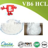 GMP Factory Supplied Vitamin B6 HCL