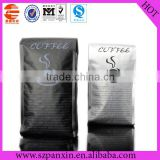 Cheap price coffee been bags with one way valve/degassing valve coffee bag/air hole coffee packaging