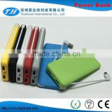 Dual line build-in power bank USB charger power bank with certificate
