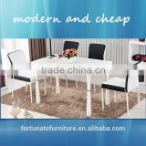 popular cheap cream colored dining room set                                                                         Quality Choice