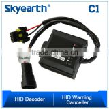 c1212 35w canbus decode electric car conversion kit fast bright slim ballast hid xenon kit for H1 H3 H7 H11 880 881 9005 9006