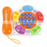 Funny Musical Phone Baby Educational Toys