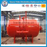 Carbon steel fire pressure tank,fire foam bladder tank