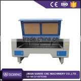leather shoes laser cutting machine