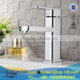 Chrome color, cetamic valve, basin faucet cartridge