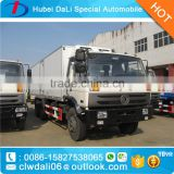 hot sale white color 20 cbm DONGFENG 6*4 210hp refrigerator trucks