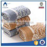 High Quality Custom Cheap Jacquard 100 Bamboo Fiber Towel Set Bath