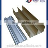 Popular Israel Aluminium profile edge profile,