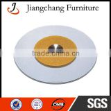 Toughened Glass Lazy Susan For Hotel JC-ZP01