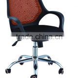 modern design adjustable mesh high back ergonomic office chair with neck support and lumbar support for long hours