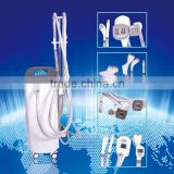 Aesthetic Equipment Ultrasonic Cavitation RF Vacuum Roller Massage body shaping machine