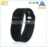 with fitness tracker/Bluetooth 4.0 BLE, waterproof IP67 codoon plump exercise sport smart bracelet