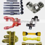 PTO shaft and spare parts for agricultural