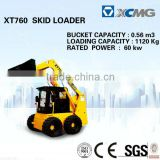 XCMG XT760 of skid steer loader with ce