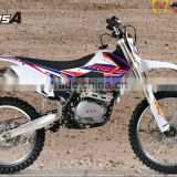 CRF 230cc dirt bike air cooler engine