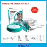 Environmental waterproof cast and bandage protector