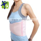 top quality belly belt, breathable back support belt for slimming and pregnancy women, sofe and comfortable