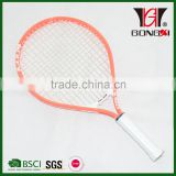 KIDDY 19inch good design aluminium alloy mini tennis rackets for big boys toys,good tennis grip