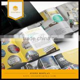 Promotional product booklet/magazine/brochure/folder/catalog printing service