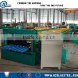 High Quality Aluminium Roofing Sheet Roll Forming Machine Prices / Metal Roof Roller Former