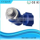 16611-AA720 High flow wholesale price original car auto engine denso injector nozzle for Forester Impreza WRX 2.5L