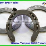 Chinese factory direct selling of wholesale iron race horse shoes