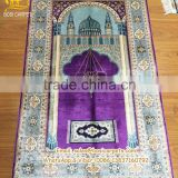 2.8x4.8ft persian silk prayer rug carpet handmade muslim rugs and carpets