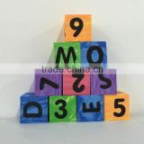 charming non-toxic EVA foam custom alphabet puzzle educational kindergarten children toy building block