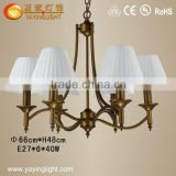 Modern fancy baroque chandelier,China guzhen lighting,angel chandelier
