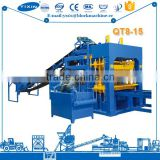 High Efficient And Latest Technology Design Of Concrete Block Machine Price Earth Brick Making Machine