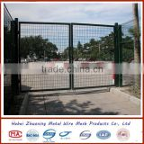 2016 factory cheap price fence gate/main gate and fence wall design/garden fence for design