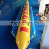 Inflatable Banana Boat for adults or kids