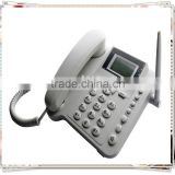 Analog GSM Fixed Wireless Telephone 900/1800MHz or 850/900/1800/1900MHz (Two-way SMS Function,1 Year Warranty)