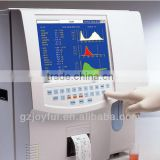 Full automatic blood components analysis machine