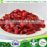 Cutted Dried chilli rings