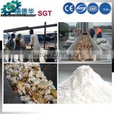 High quality tapioca starch /cassava flour producing line
