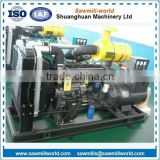 Diesel Generator Set 100Silent/Open Type with CE