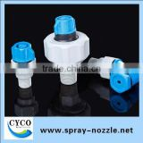 INQUIRY ABOUT Agricultural Water Spray Nozzle Quick Detachable Plastic Spray Nozzle