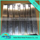 kitchen range hood stainless steel baffle grease filter