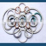Motorcycle Muffler stainless steel flat ring gasket