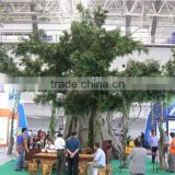 2017 hot sale artificial banyan tree artificial large tree