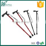 Popular foldable walk cane, fast flick lock, SZ17023F